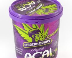 Acai Puree And Guarana
