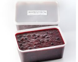 Mixed Berry Puree