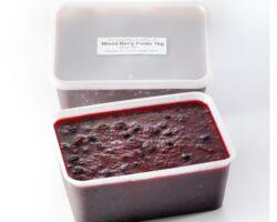 Mixed Berry Puree